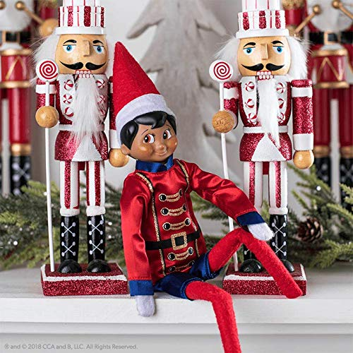 The Elf on the Shelf Sugar Plum Soldier Nutcracker Outfit - A Scout Elf is not included | Elf on the Shelf Clothes