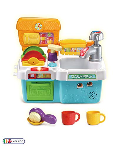LeapFrog Scrub & Play Toy Sink Toy