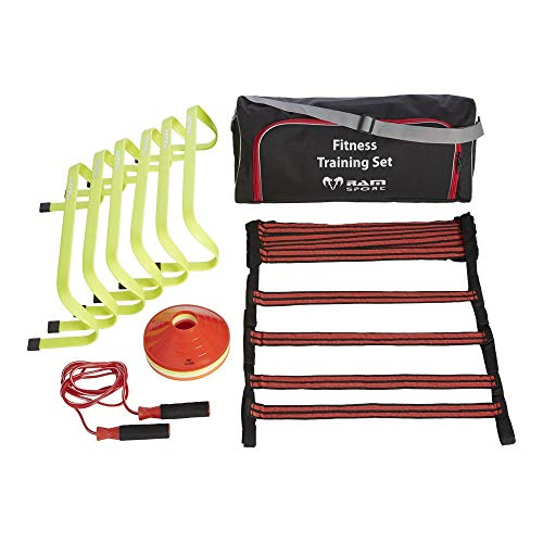 Ram Sports Fitness Training Set - Perfect for Personal Training