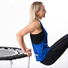 tricep dips rebound fitness
