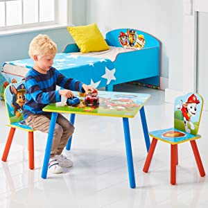 PAW Patrol Table & Chairs set