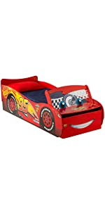Cars 3 Toddler Bed